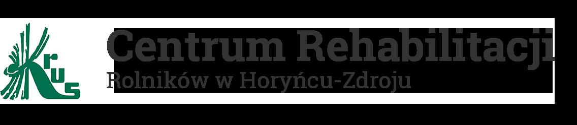 Centrum Rehabilitacji Rolników w Horyńcu Zdroju